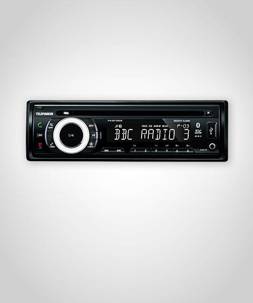 Radio, högtalare