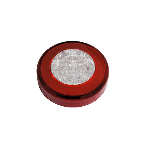BAKLJUS LED 12/24V GLO TRAC BAK/STP/BL