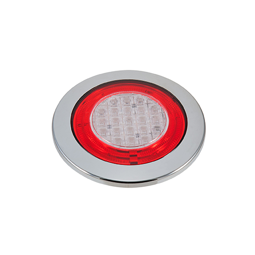 BAKLJUS LED BAK-STOPP 155MM 24V