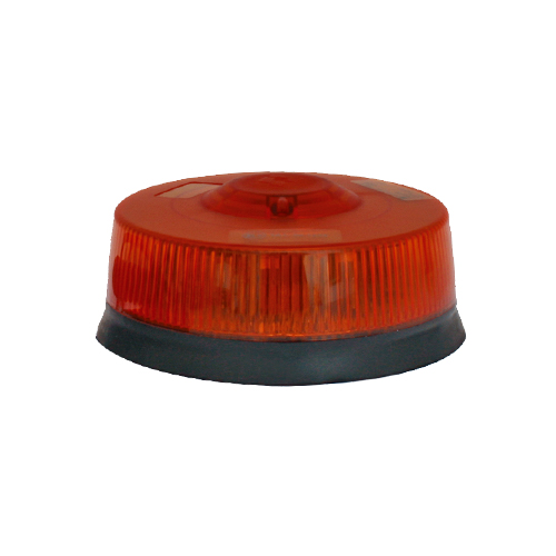 VARNINGSLJUS LP400 LED ORANGE  PLANM