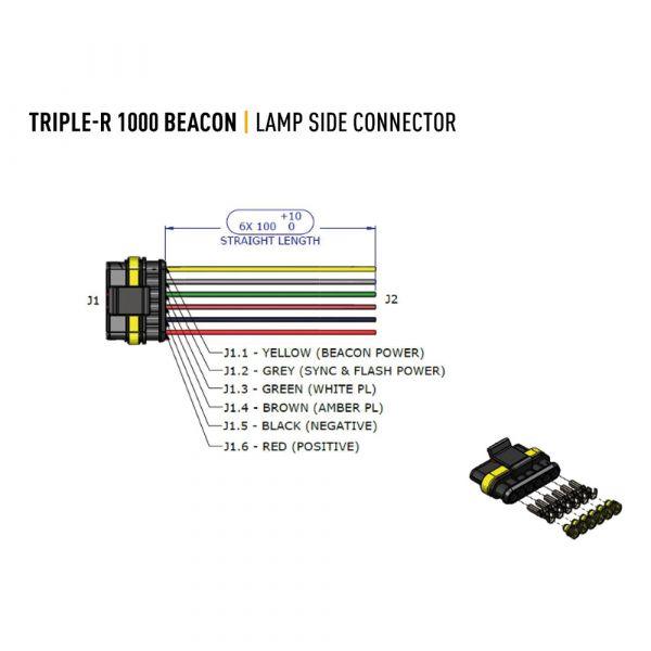 LAZER TRIPLE-R 1000  BEACON 88W GEN2
