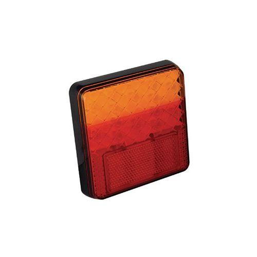 BAKLJUS LED BAK-STO P-BLINK 12/24V