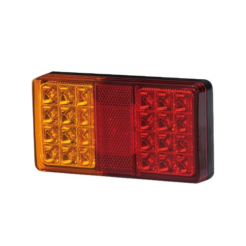 BAKLJUS LED 12/24V  BAK-STOPP-BLINK