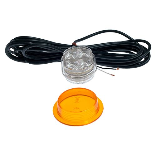 SID-MODUL 5M KABEL  LED ORANGE 12/24V