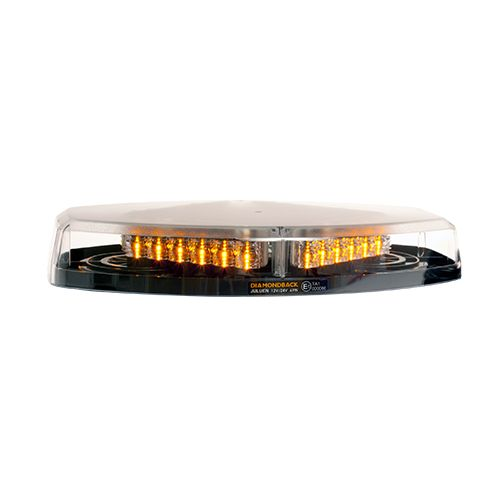 DIAMONDBACK LJUSRAMP  355MM ORA. LED MAGN