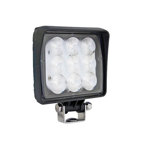 Backlampa på 18W som är E-godkänd med DT-kontakt