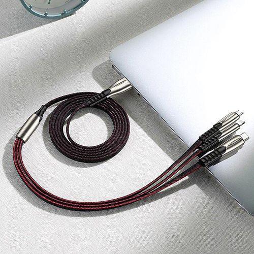 USB-KABEL 1,5 M  3:1