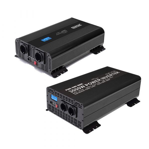 Inverter 12/24V 2000/3000W