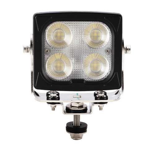 Arbetsbelysning med värmelins LED - förebygger isbildning