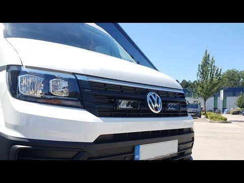 LAZER VW CRAFTER 2017+ MONTERINGSKIT 2ST TRIPLE-R 750 E