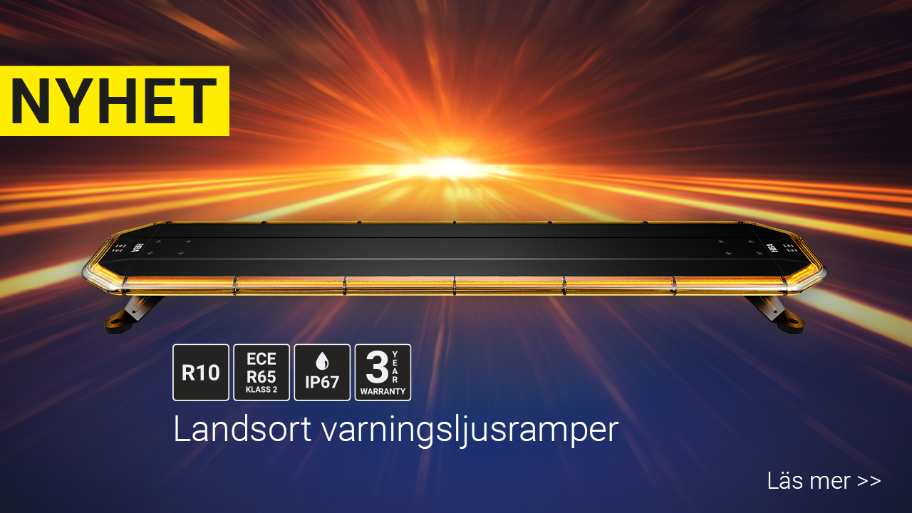 Landsort varningsljus
